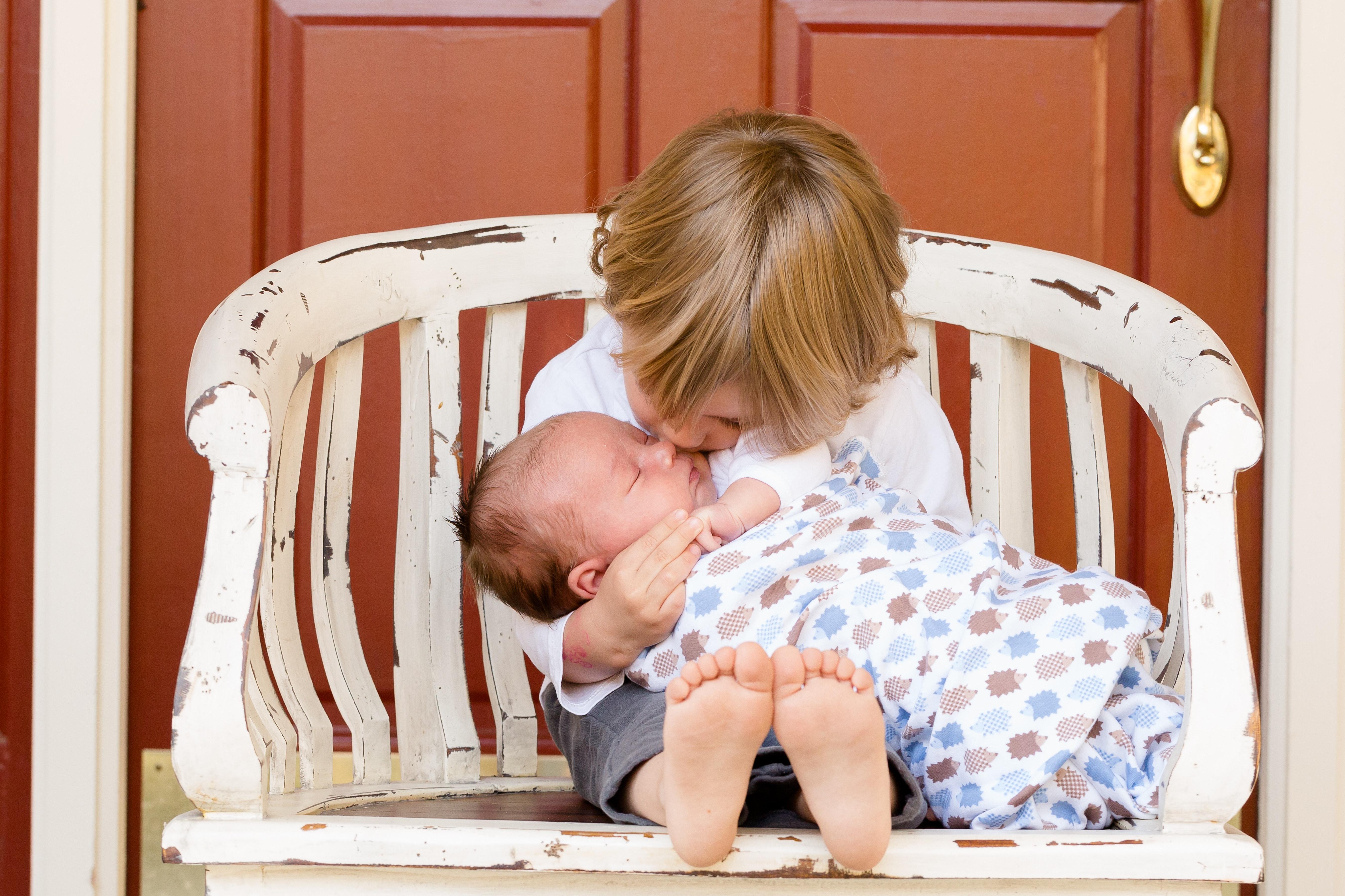Har särkullbarn rätt till arv?